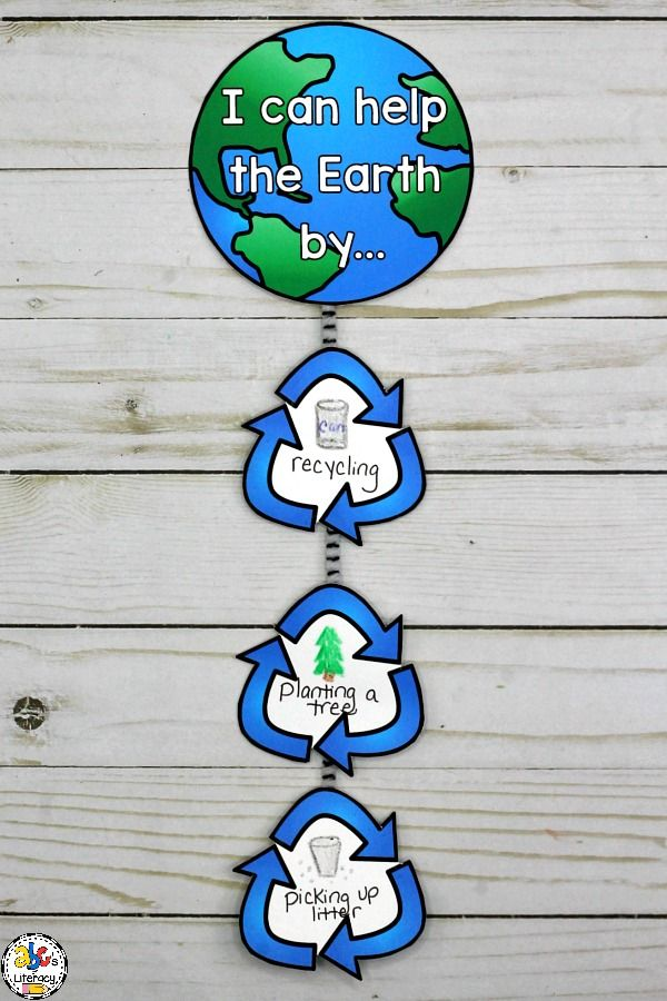 Celebrate Earth Day This Year By Making This Creative Earth Day Mobile Your Preschoolers Kindergartne Earth Day Posters Earth Activities Earth Day Activities