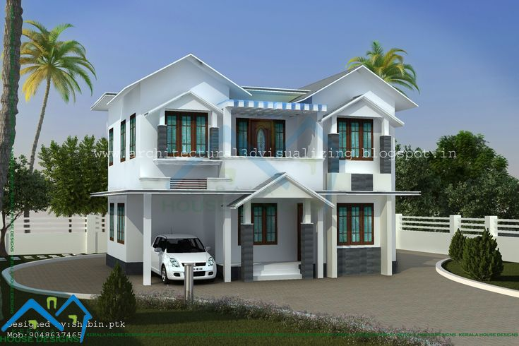 28 best images about my dream house plans on pinterest for Khd home elevation