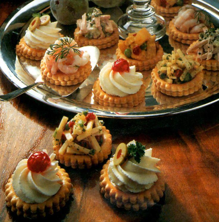 Les Sablés Salés | Recettes de Cuisine en 2019 | Mini ...