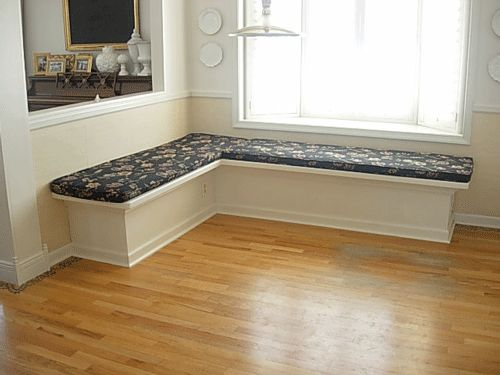 How To Build Bench Seating With Back Woodworking