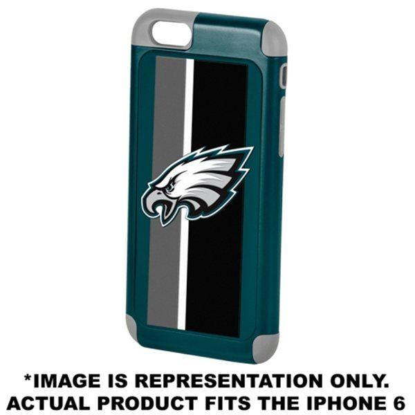 【取寄】フィラデルフィア・イーグルス iPhone 6 Dual Hybrid 2-Piece ケース NFL JAPAN ショップ -
