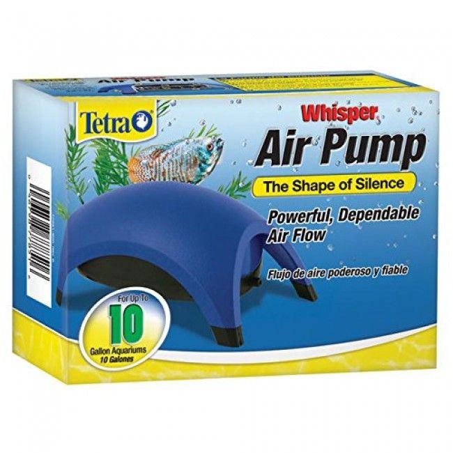 Aerador Bomba de Ar Elétrica para Aquário de Peixes Whisper Air Pump - Tetra - Petshop