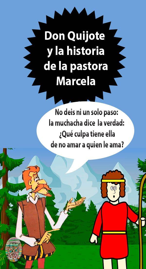 Don Quijote Y La Historia De La Pastora Marcela En 2020