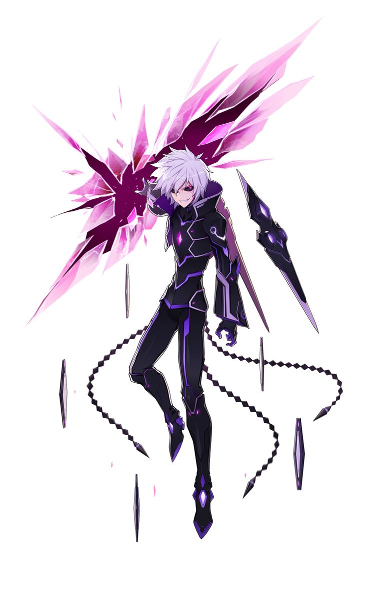 Anime Character Design Jobs : Best elsword images on pinterest anime art character