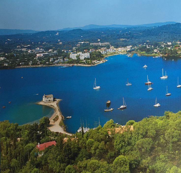 Gouvia Corfu Greece