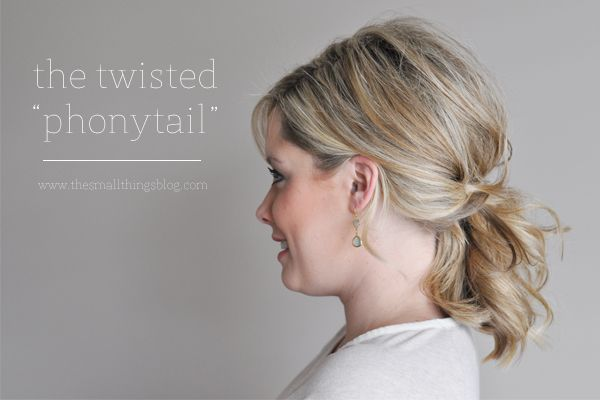 17 Best Ideas About Wedding Hairstyles On Pinterest: 17 Best Images About The Small Things Blog Hair Tutorials