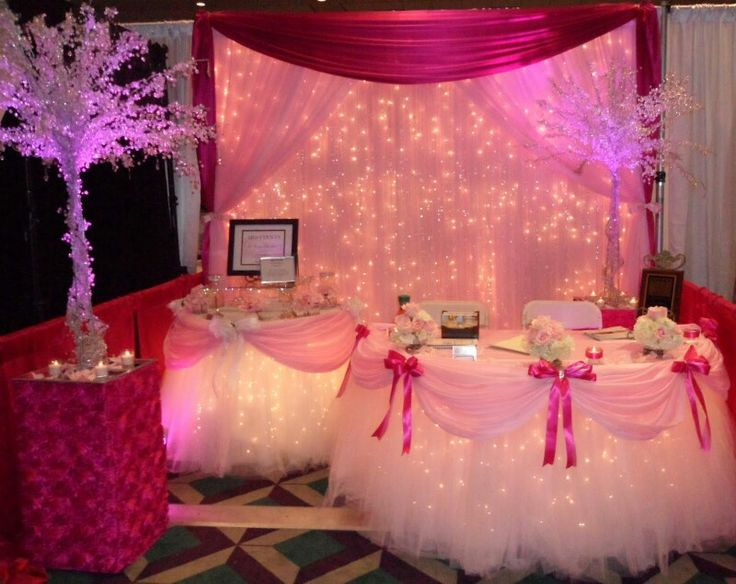 Wow ❤ the table! Princess Party Idea