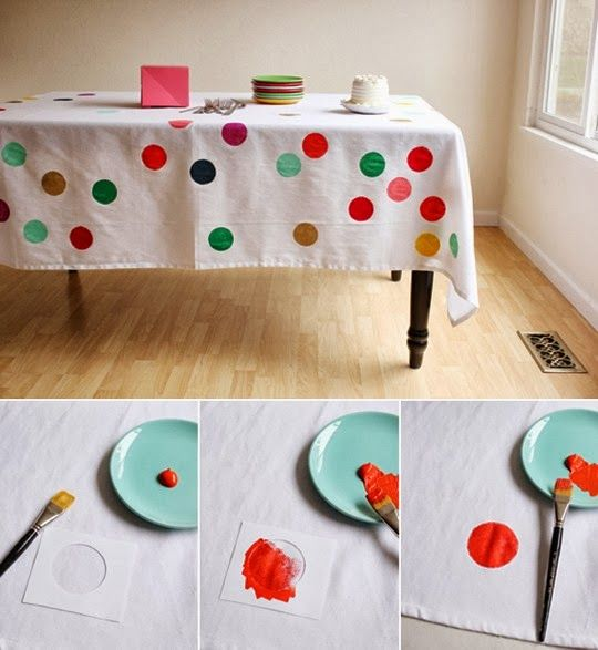 TO DIY OR NOT TO DIY: TOALHA CONFETTIS