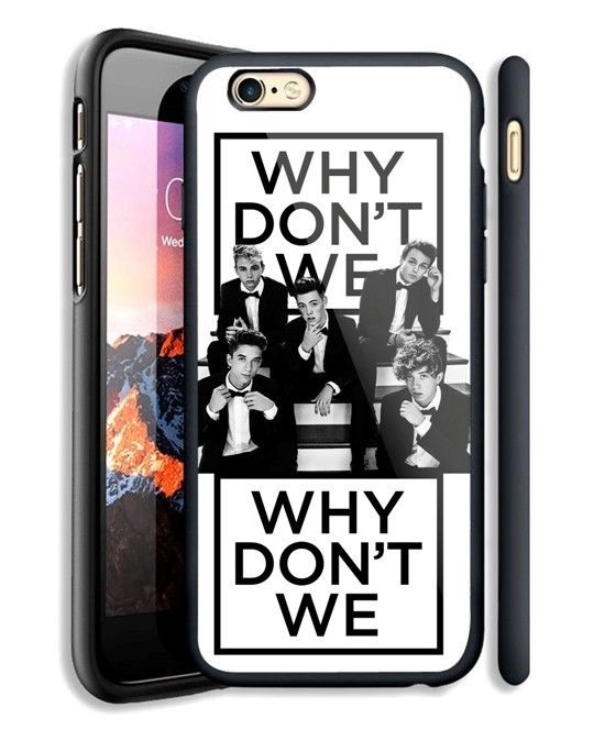 Top Why Dont We Boyband Fit Hard Case For iPhone 6 6s Plus 7 8 Plus X Cover #winter2018 #spring2018 #fall208 #summer2018 #autumn2018 #vogue2018 #valentine2018 #2018fashion #2018wedding #2018Goals #2018 #christmas2018 #thanksgiving2018 #halloween2018 #spring #winter #autumn #fall #summer #vogue #valentine #wchristmas #thanksgiving #halloween #wedding #whydontwe #whydontwemusic #whydontwejust #whydontweedits #whydontweimagines #whydontwethesegirls #whydontweboys #whydontweedit…