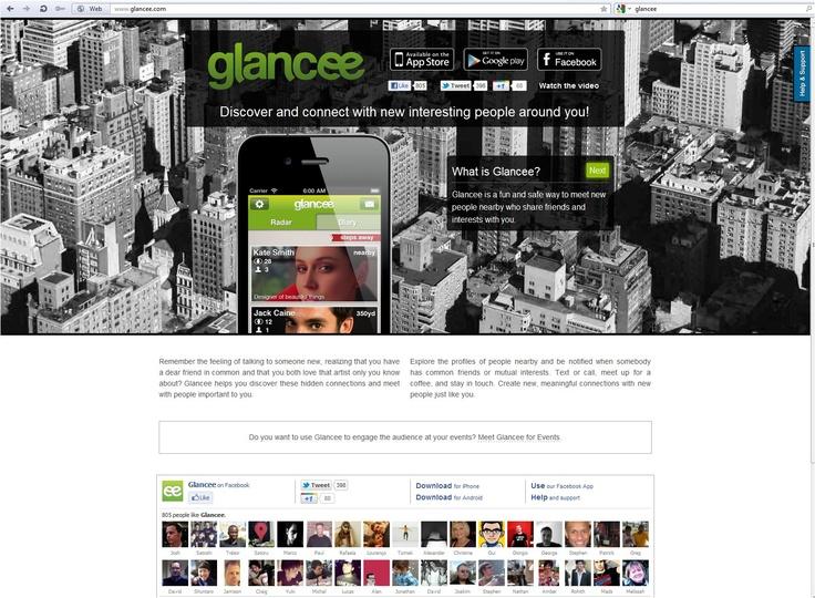 Glancee, 12th March 2012
