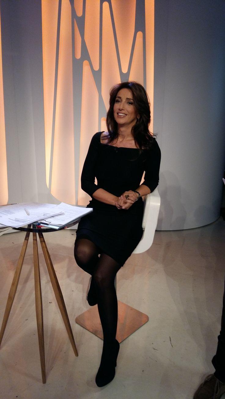 TIZIANA PANELLA in diretta a #Tagadà su La7 indossa un ...