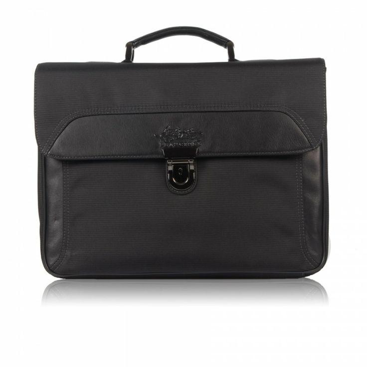 Επαγγελματική τσάντα Κωδικός 653504http://leathermall.eu/653504_black