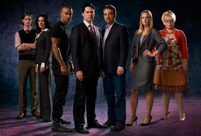 Les acteurs de la série Esprits Criminels