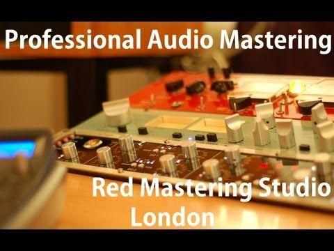 Audio Mastering, Online Mastering Studio - YouTube