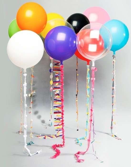 Decorazioni con i palloncini, tante idee creative  (Foto 21/40) | PourFemme