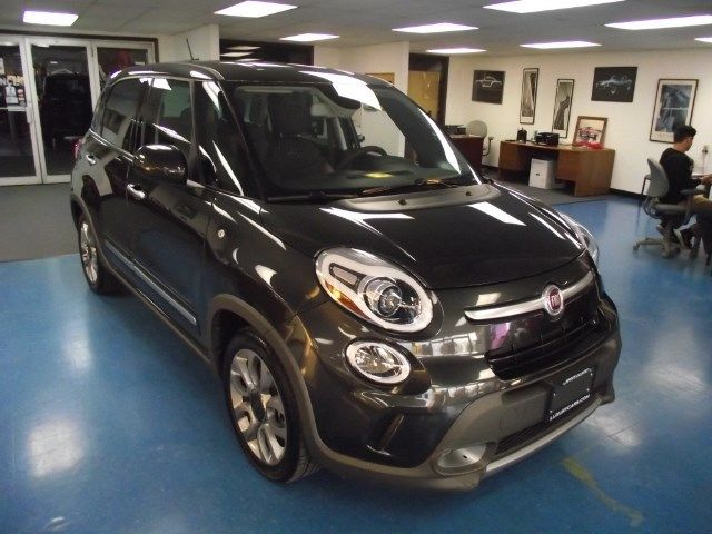 Used 2017 Fiat 500l Trekking For In Wallingford Ct 06492 Imports Unlimited