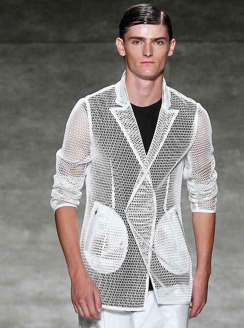Resurrection S/S 2015 Menswear New York Fashion Week