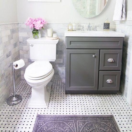 Dicas e boas ideias para banheiros pequenos  Banheiros  Ideias para casas de banho Casas de