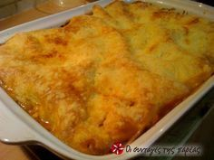 Νόστιμα Λαζάνια με λαχανικά http://www.sintagespareas.gr/sintages/nostima-lazania-me-laxanika.html