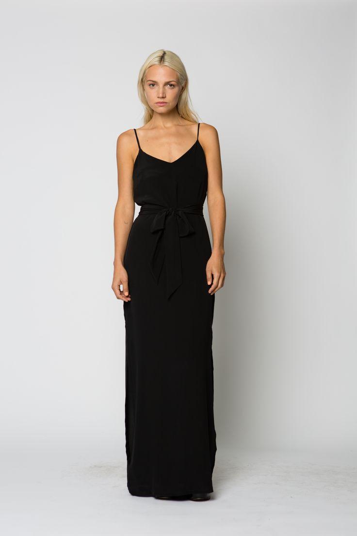 BLAK Luxe Paris Gown - $359