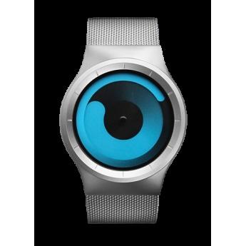 Reloj Ziiiro Acero: modelo Mercury Acero Plata y Azul  Ref: ZI0002WS1  http://www.tutunca.es/reloj-ziiiro-mercury-acero-plata-y-azul  Reloj Ziiiro Mercury con caja de acero, esfera de color azul, correa de acero inoxidable tipo malla milanesa.