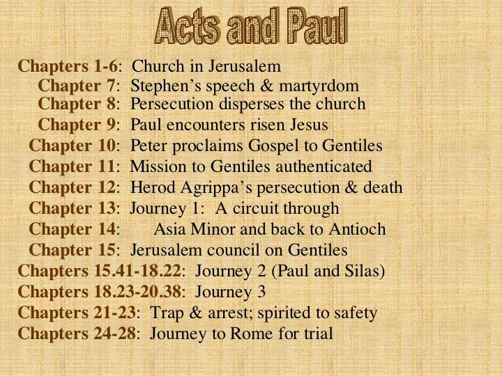 Acts Of The Apostles - A Study Guide (Executable Outlines)