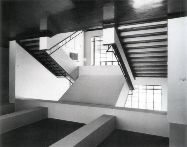 Bauhaus Stairs Stil