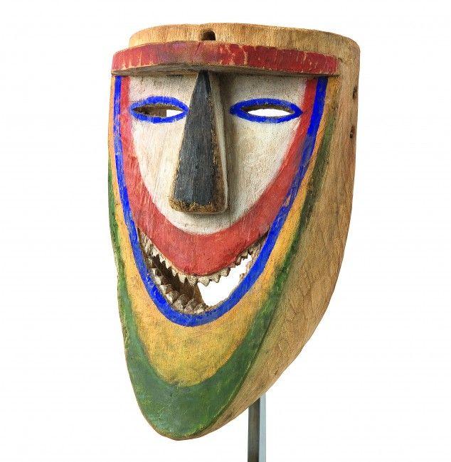 Dance Mask, Tolai people, New Britain