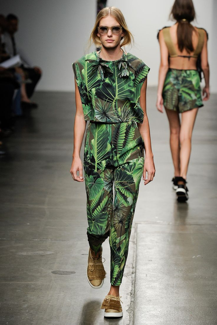 Osklen Spring 2015 Ready-to-Wear - Collection - Gallery ...