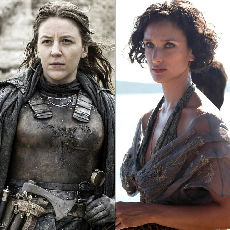 'Game of Thrones' actresses say 'Stormborn' kiss was improvised