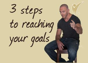 MIKE DOLCE: HOW TO ACHIEVE YOUR GOALS IN 3 STEPS |