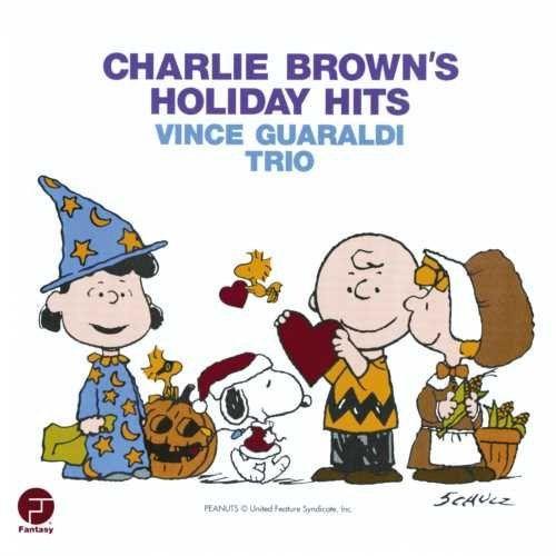 Vince Guaraldi Trio - Charlie Brown's Holiday Hits Vinyl Record