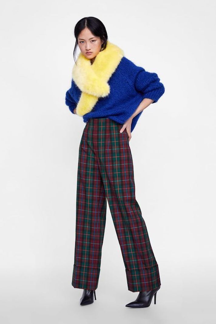 Zara S Black Friday 2018 Sale Is About To Begin Early Access Can Be Yours Zara Black Friday Zara Plaid Pants