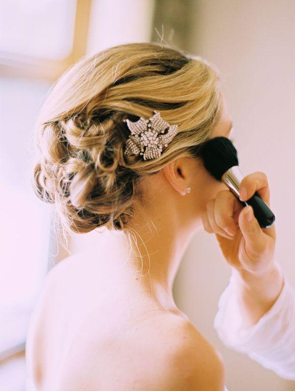 hairstyle.: Wedding Accessories, Hair Pieces, Winter Wedding, Gorgeous Hair, Homecoming Hair, Hair Accessories, Wedding Hairstyles, Pretty Hair, Wedding Day Hair