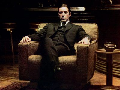 """""""Keep your friends close, but your enemies closer.""""  Michael Corleone Al Pacino  The Godfather Part II  1974"""