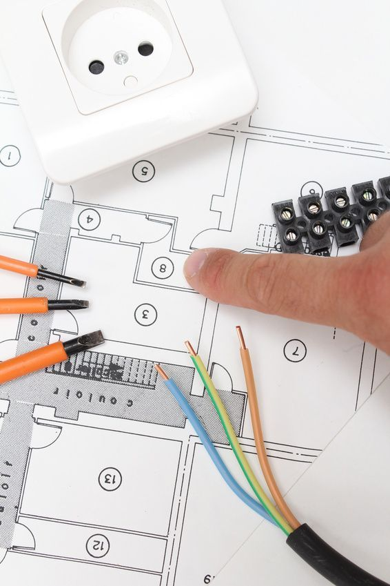 épinglé par ❃❀CM❁✿Installation électrique ©CMP Bricolage - electricite dans une maison