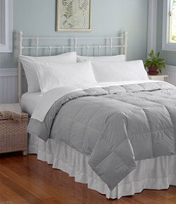 #LLBean: Classic Colors Down Comforter
