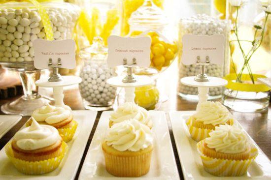 Rustic Wedding | Cupcakes | Amy Atlas Events