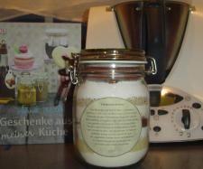 Rezept Backmischung zum Verschenken - Schokoladenkuchen von sweetlittlemoni - Rezept der Kategorie Backen süß