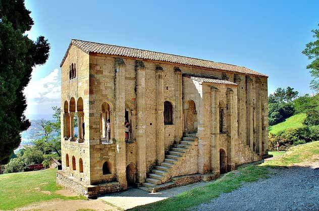 Церковь святой Марии Наранко2 (Астурийское королевство)