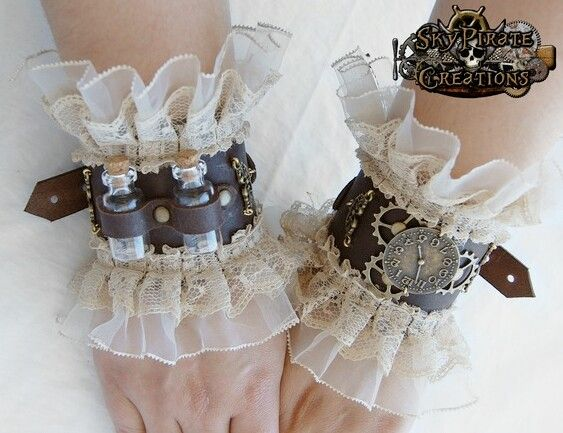 Would love to do goth versions in black, and tea-stained versions for a antiqued…