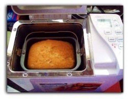 Grandma S Banana Bread For The Bread Machine