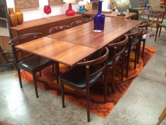 danish furniture retro art deco classic tables vampt vintage