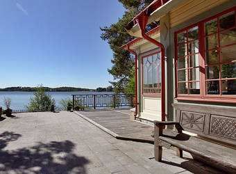 private island for rent in Sweden
