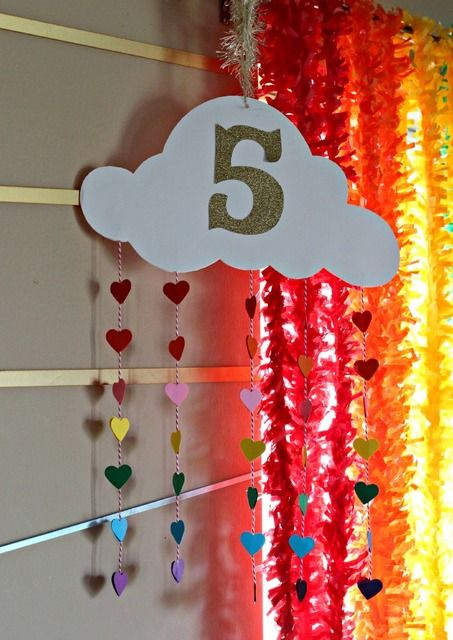 Rainbow Dash / My Little Pony Birthday Party Ideas | Photo 1 of 46 | Catch My Party