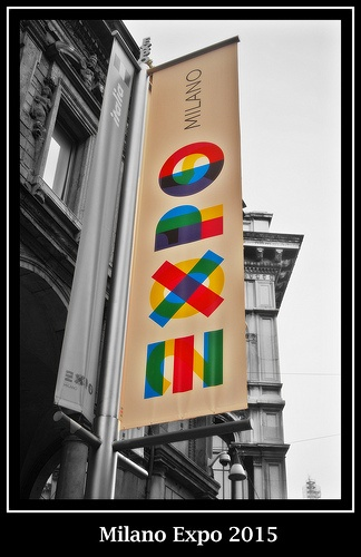 Milano - Expo 2015 #TuscanyAgriturismoGiratola