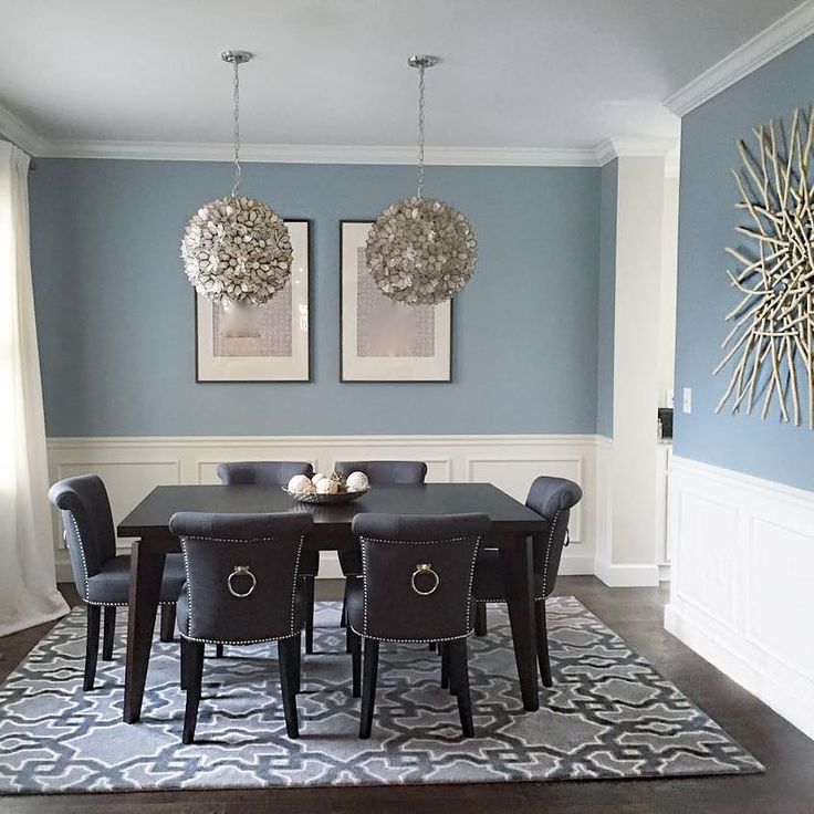 benjamin moore nimbus grey dining room dining room blue on benjamin moore paint by room id=48404