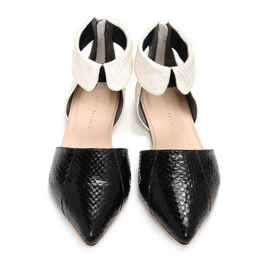 Loeffler Randall Pippa Pointed Toe Flat | Flats | LoefflerRandall.com