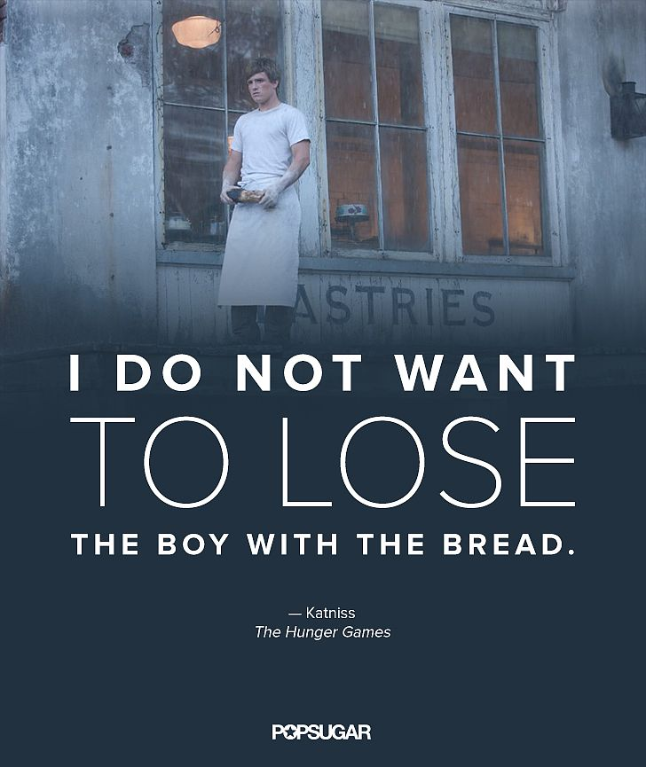 The Hunger Games Quotes   POPSUGAR Love & Sex