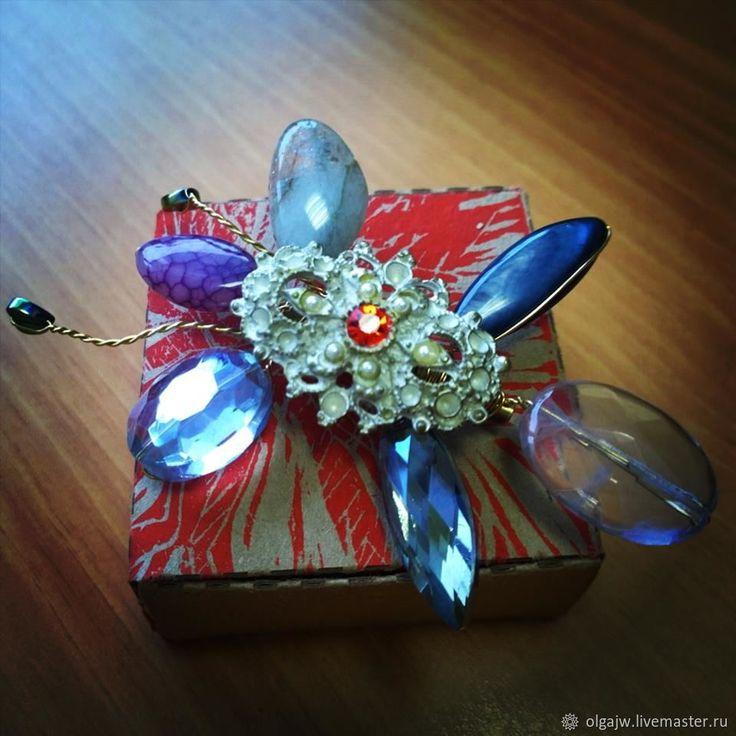 Брошки - бабочки (третья коллекция) – купить в интернет-магазине на Ярмарке Мастеров с доставкой - F50EFRU